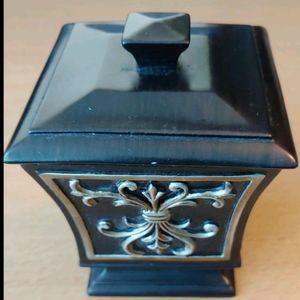 VGUC Cotton Swab Holder Storage Box